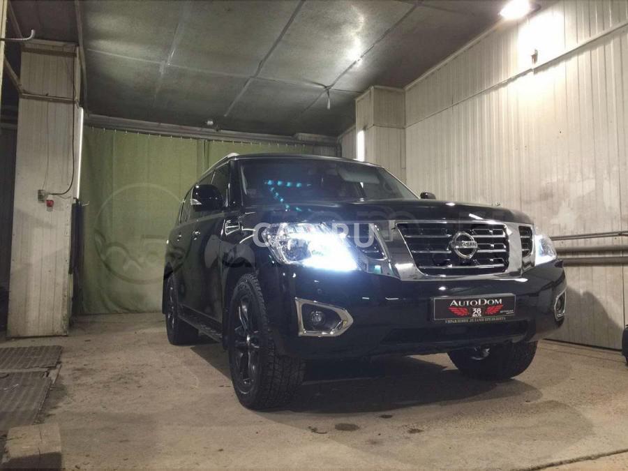 Nissan Patrol, Ангарск