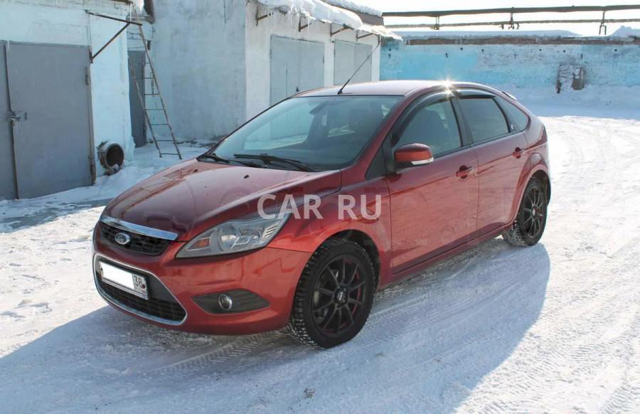 Ford Focus, Ангарск