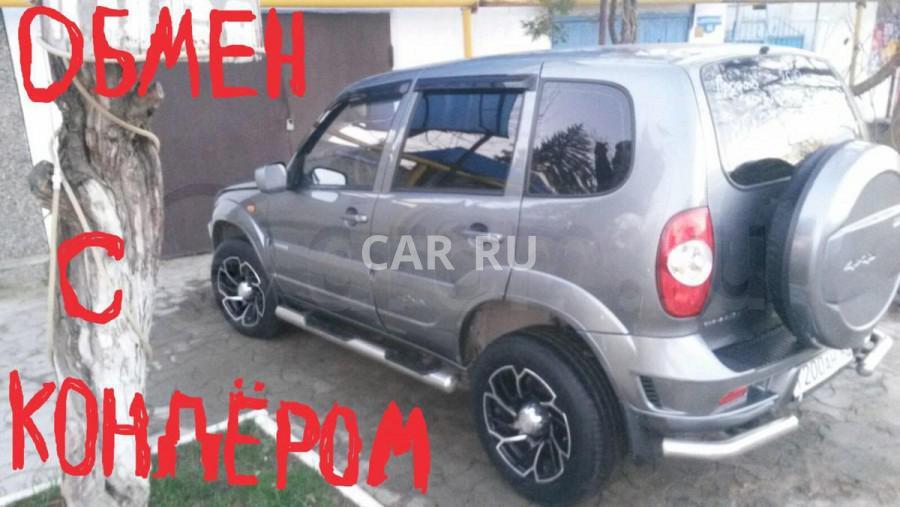 Chevrolet Niva, Анапа