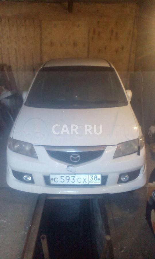 Mazda Premacy, Ангарск