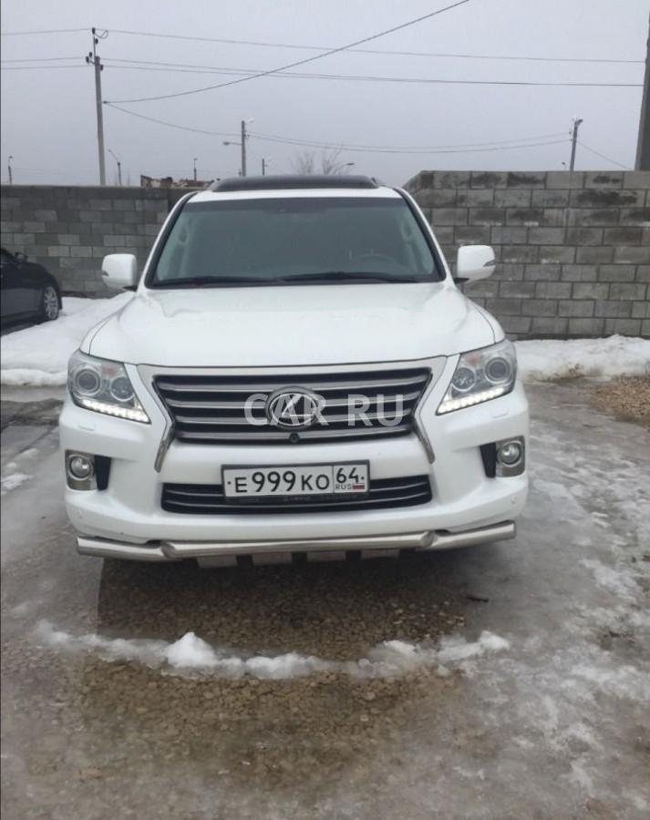 Lexus LX, Балаково