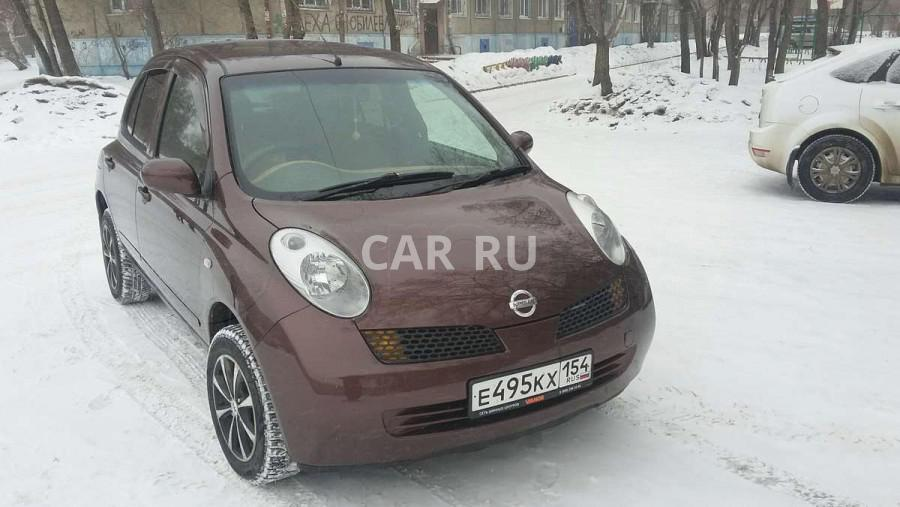 Nissan March, Ангарск