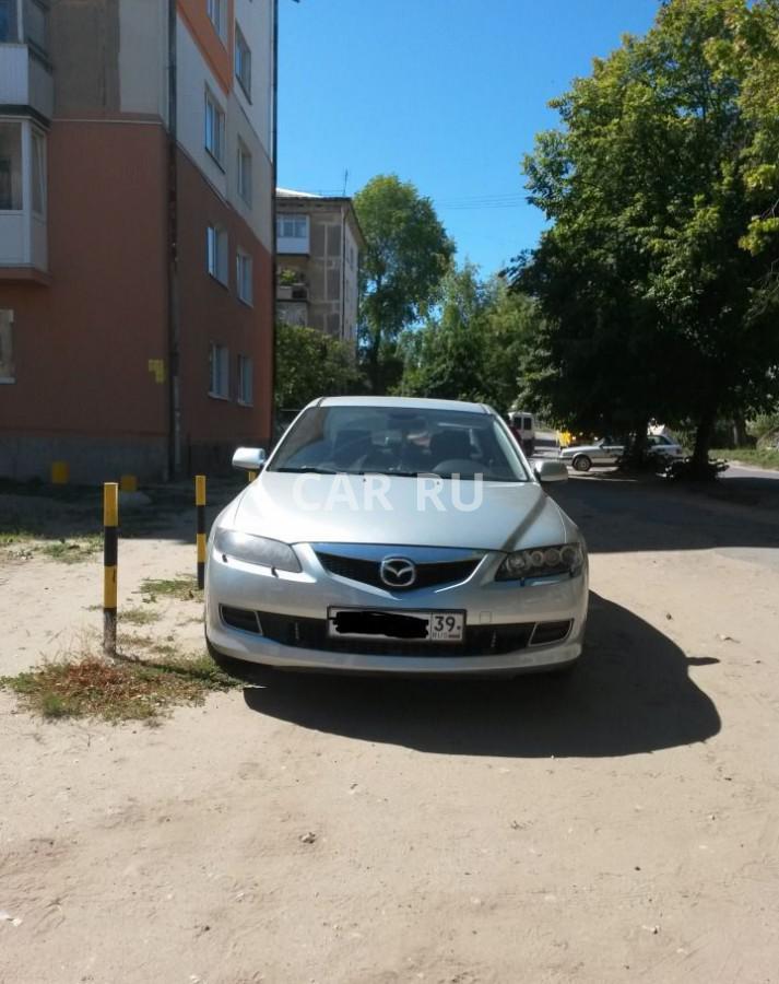 Mazda 6, Балтийск