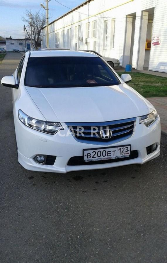 Honda Accord, Абинск