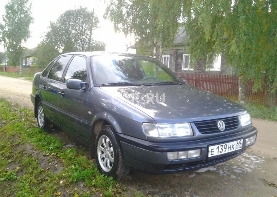 Volkswagen Passat, Бежецк