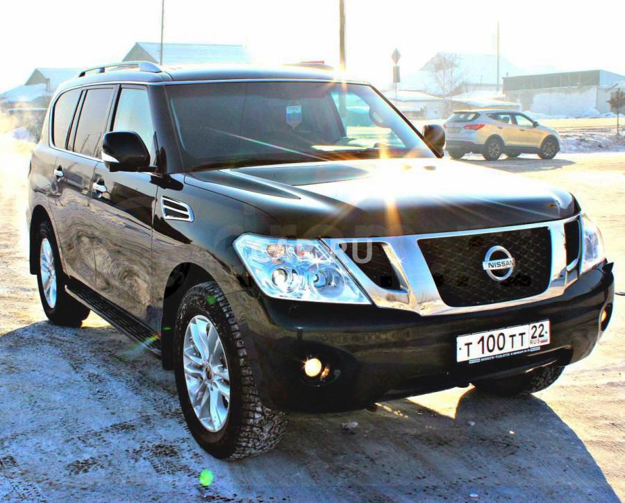 Nissan Patrol, Белово