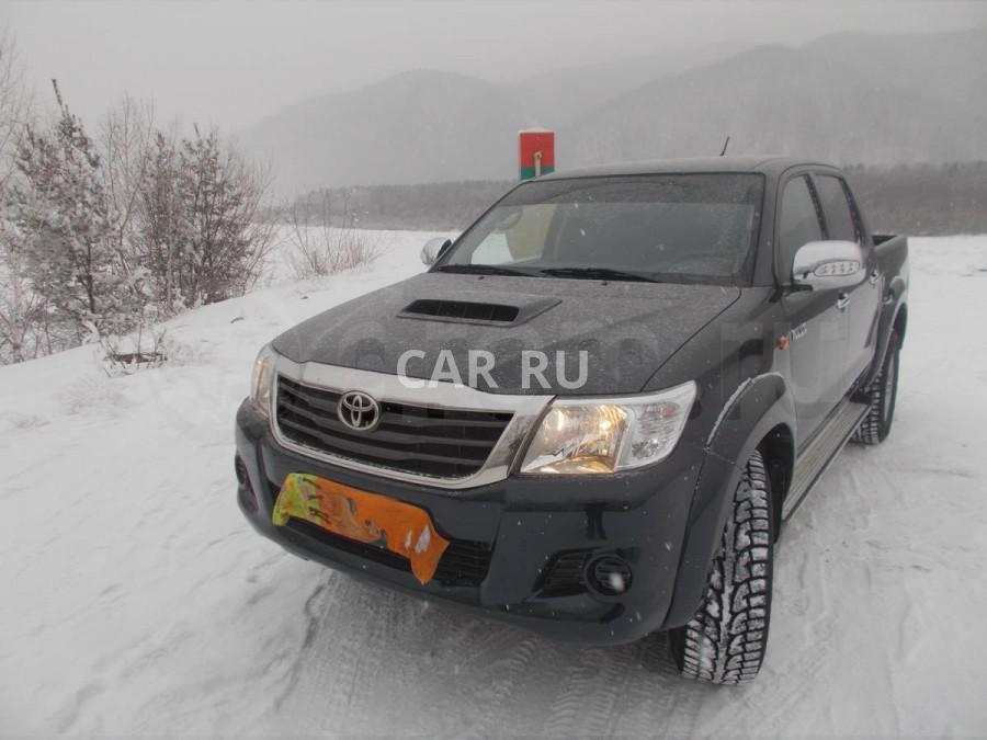Toyota Hilux Pick Up, Абаза