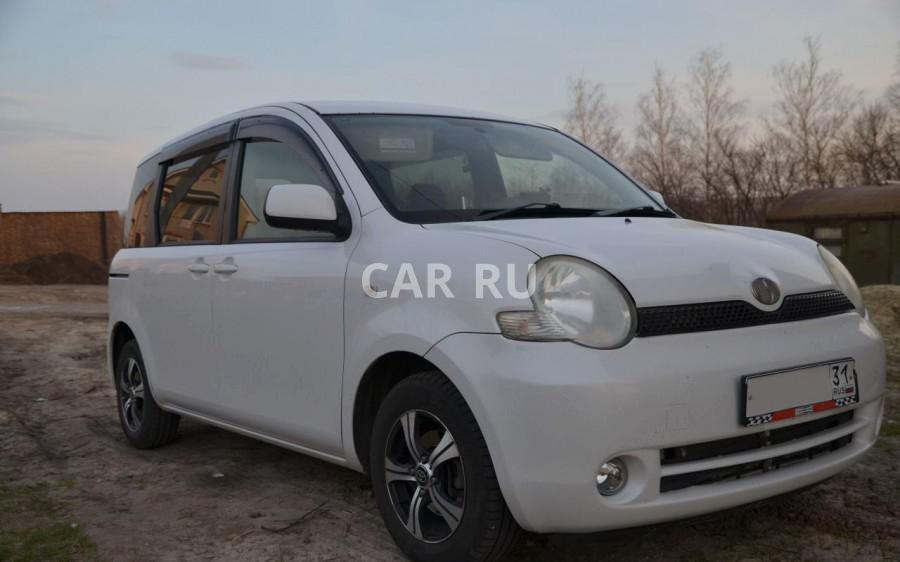 Toyota Sienta, Белгород