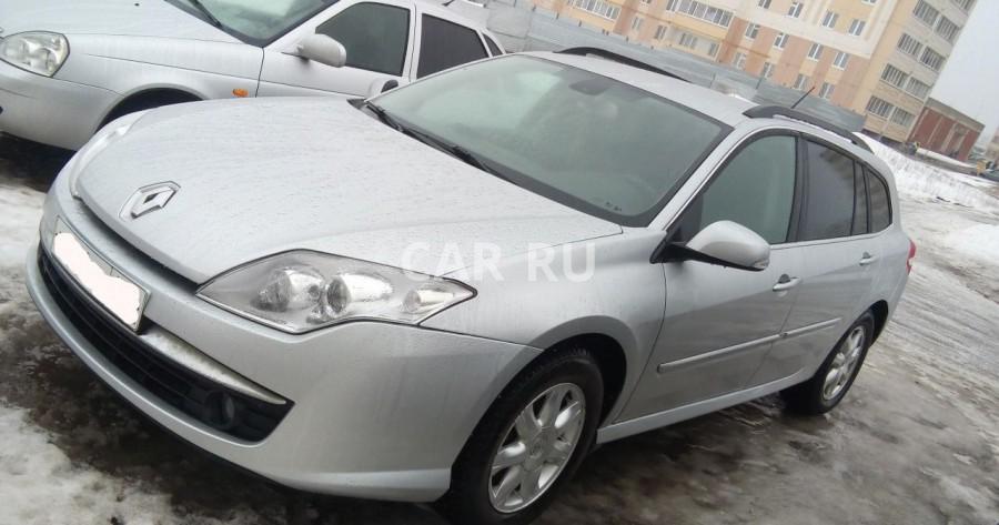 Renault Laguna, Альметьевск