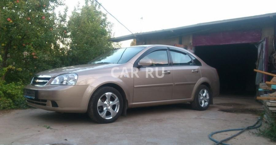 Chevrolet Lacetti, Александров Гай
