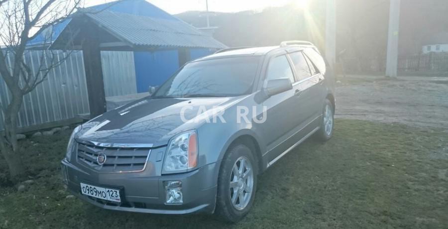 Cadillac SRX, Армавир