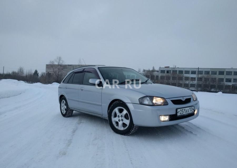 Mazda Familia, Ачинск