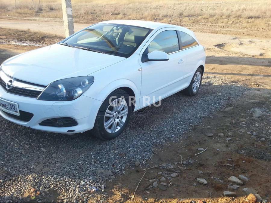 Opel Astra GTC, Астрахань