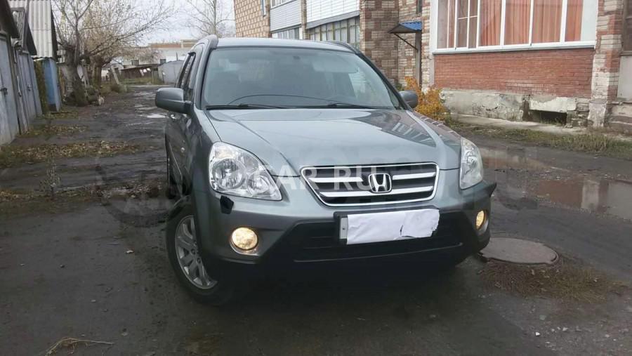 Honda CR-V, Барабинск
