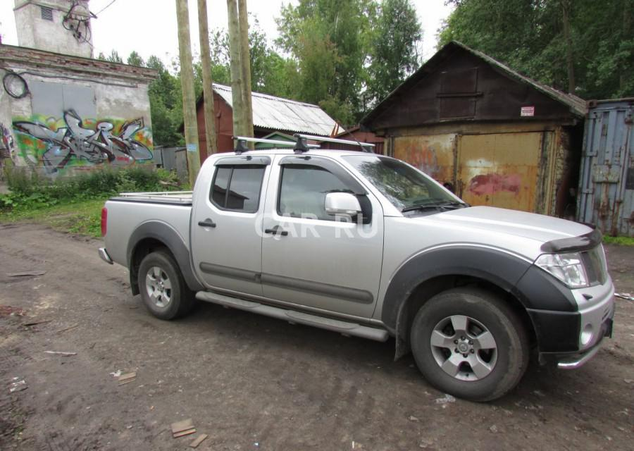Nissan Navara, Архангельск