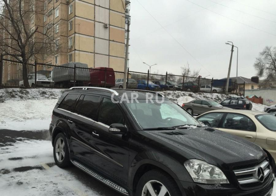 Mercedes GL-Class, Белгород