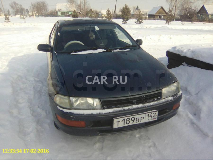 Toyota Carina, Белово