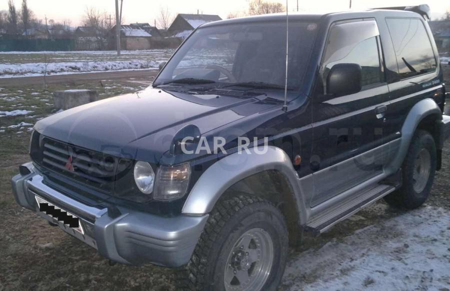 Mitsubishi Pajero, Арсеньев