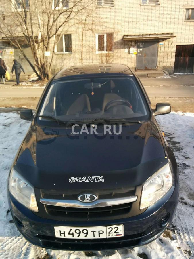 Лада Granta, Барнаул