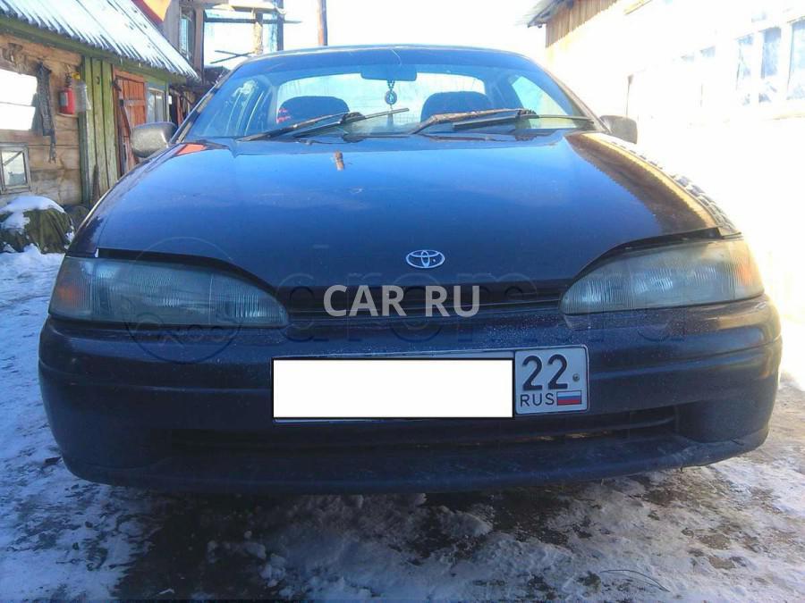 Toyota Cynos, Барнаул