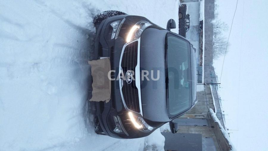 Kia Sportage, Амурск