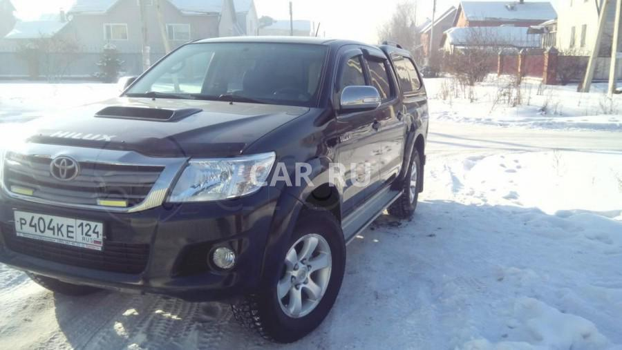 Toyota Hilux Pick Up, Белово