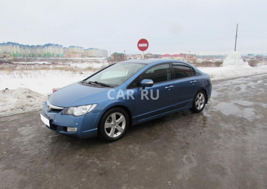 Honda Civic, Альметьевск