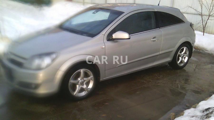Opel Astra GTC, Балаково