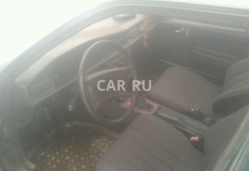Mercedes 190, Бабынино