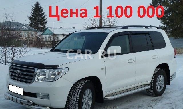 Toyota Land Cruiser, Астрахань