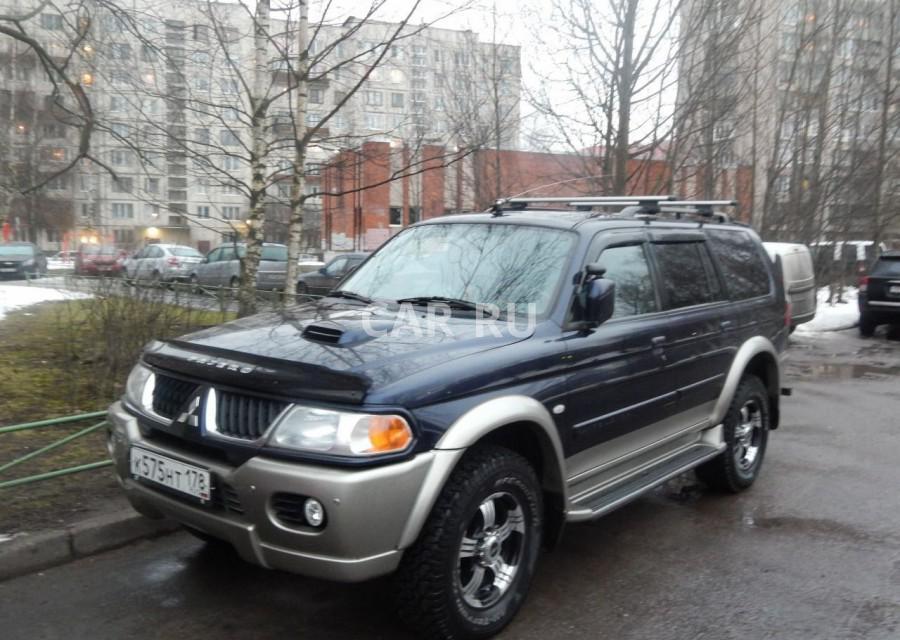 летняя резина на машину mitsubishi pajero 2004