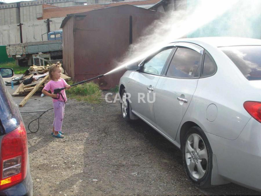 Hyundai Avante, Баган