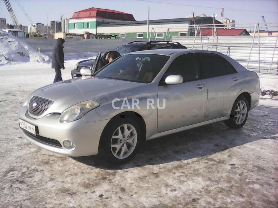 Toyota Verossa, Барнаул