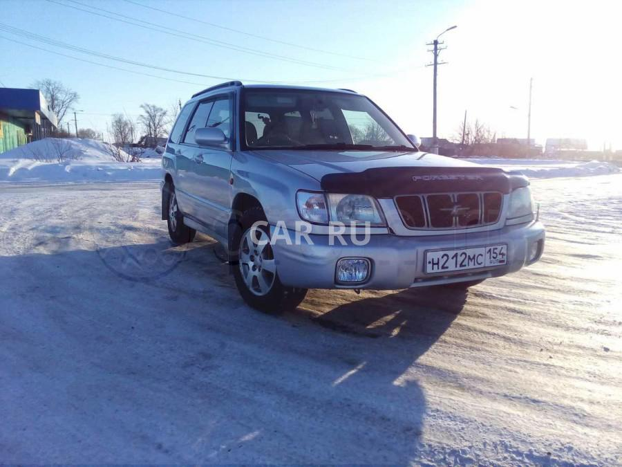 Subaru Forester, Барабинск