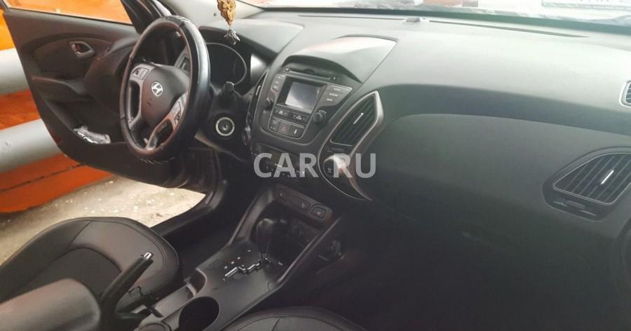 Hyundai ix35, Ачинск