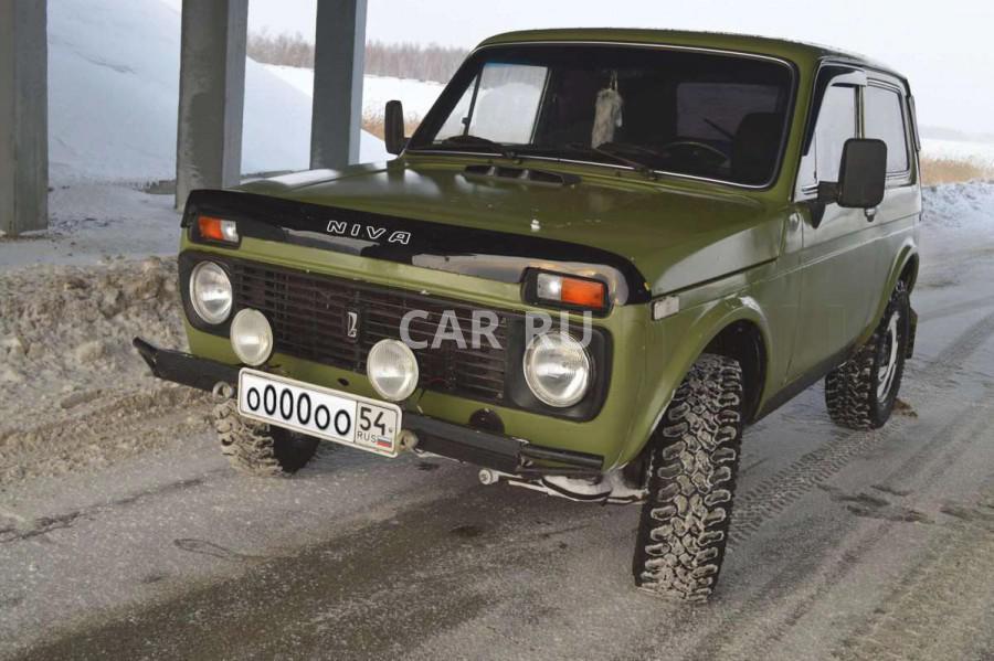 Лада 2121, Барабинск