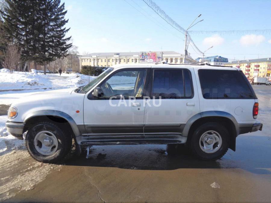 Ford Explorer, Барнаул