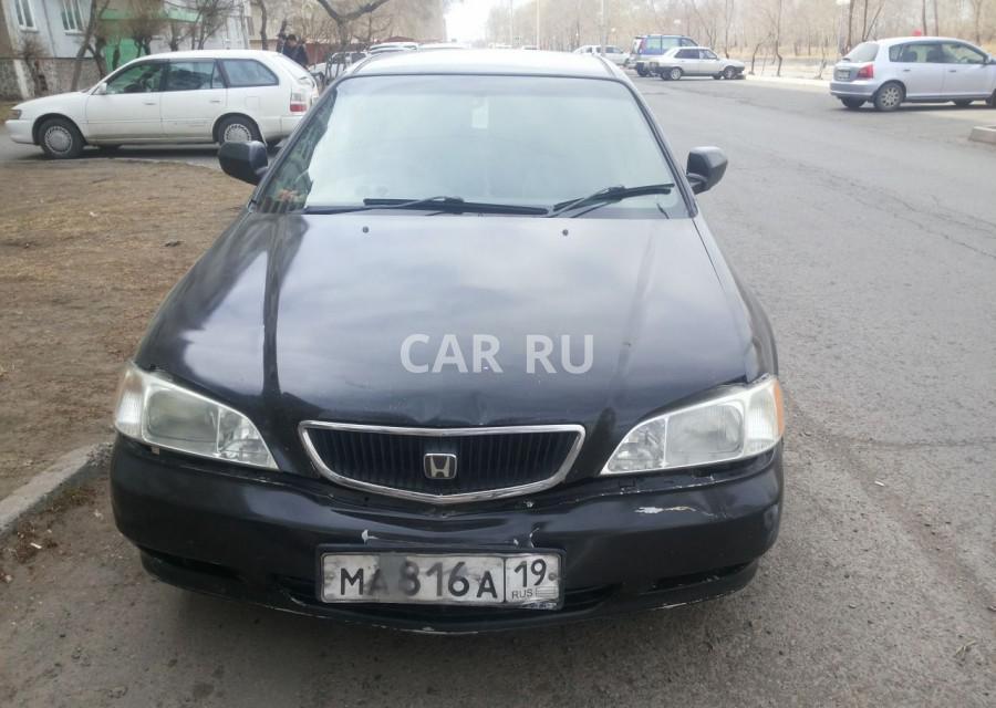 Honda Saber, Абакан