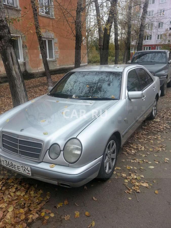 Mercedes E-Class, Балахта