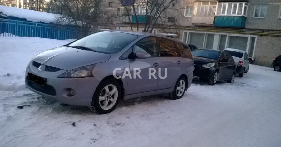 Mitsubishi Grandis, Альметьевск