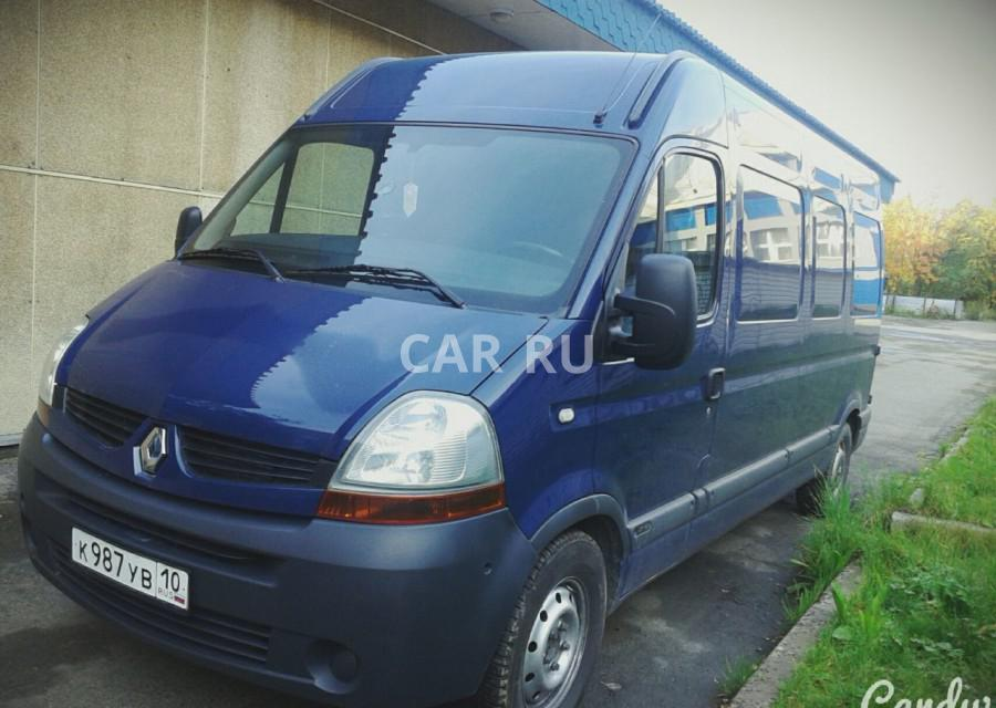 Renault Master, Апатиты