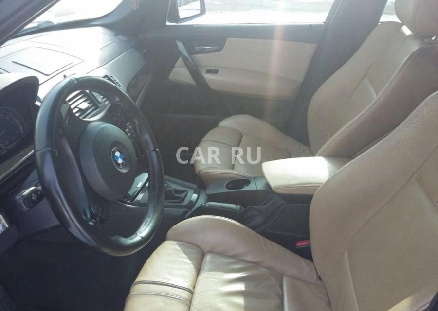 BMW X3, Балабаново