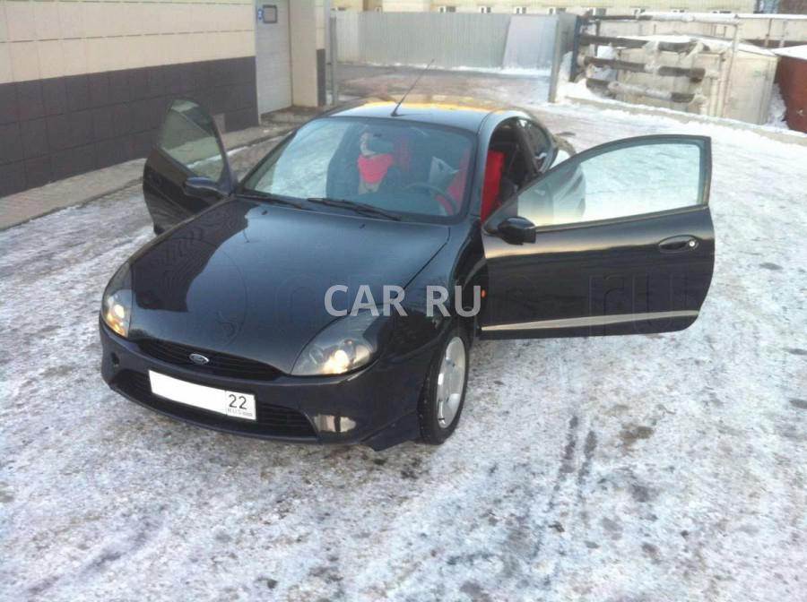 Ford Puma, Барнаул