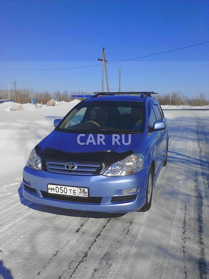 Toyota Ipsum, Барнаул