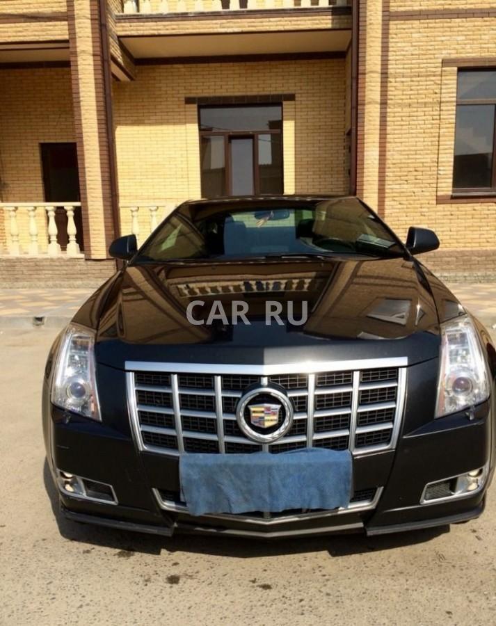 Cadillac CTS, Батайск