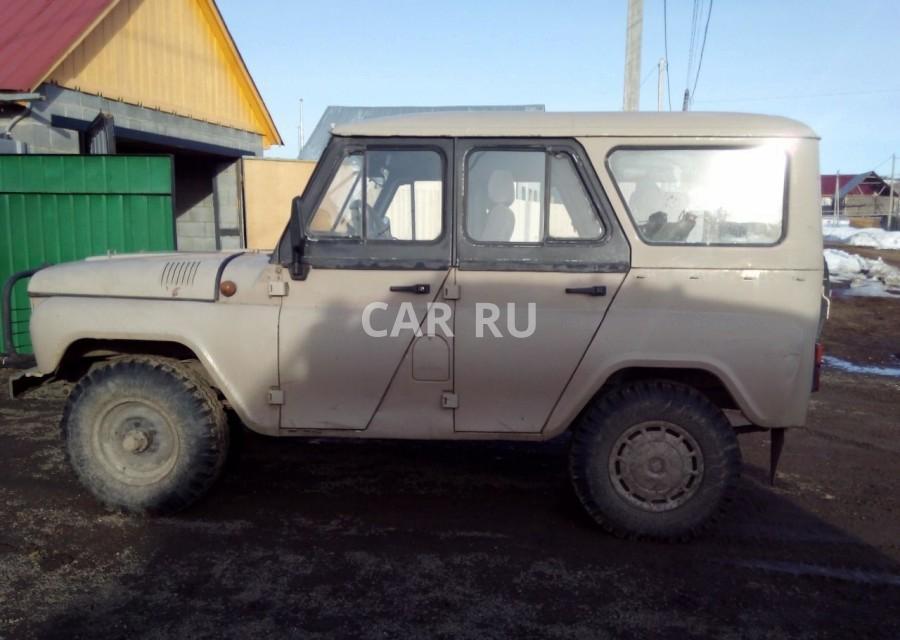 Уаз 31512, Аскарово