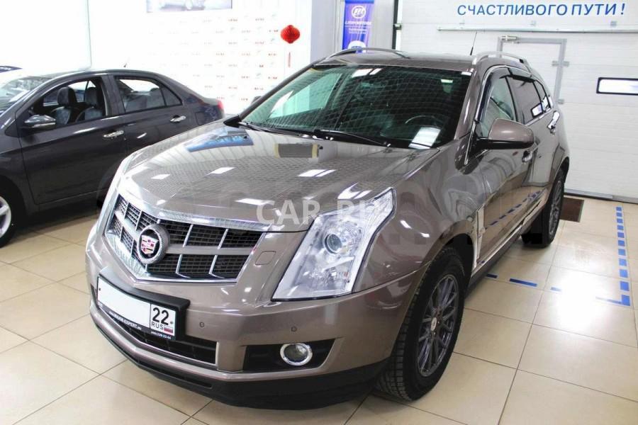 Cadillac SRX, Барнаул