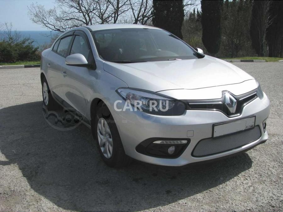 Renault Fluence, Алушта