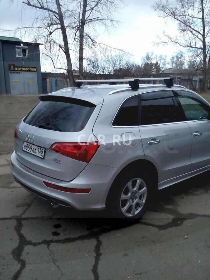 Audi Q5, Ангарск