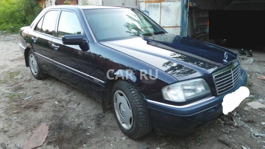 Mercedes C-Class, Балахта